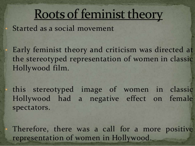 Film Theory Feminism Theory Sept