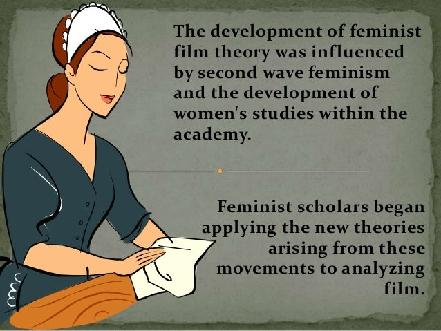 Feminist view film to be a cultural practise representing myths about women and feminity as well as men and masculinity. (...