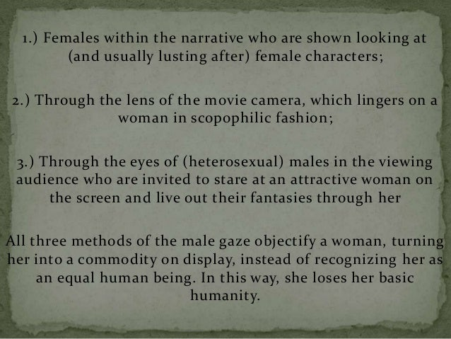 Mainstream Hollywood films can be analyzed and criticized for being propatriarchy, usually through by applying psychoanaly...
