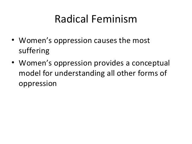 Marxist feminism