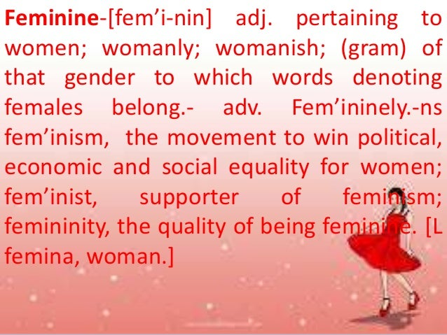 criticism of feminism Feminism must become feminisms as a black feminist, i see how the wider movement fails women like my when engaging with criticism from black feminist.