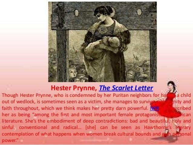 Scarlet Letter Feminist Criticism