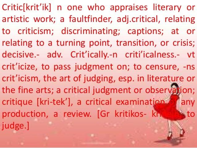 feminist criticism 4