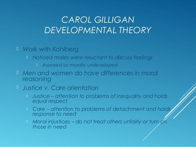 the feminist views of carol gilligan of harvard university She earned her doctorate in social psychology from harvard university in 1964 gilligan began teaching at harvard in 1967 with carol gilligan has been instrumental in women's development and conflict resolution as a feminist, scholar, professor and author, she has helped.