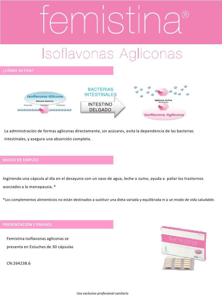 Femistina Agliconas Slide 2