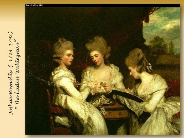 JoshuaReynolds.(17231792) ―TheLadiesWaldegrave‖