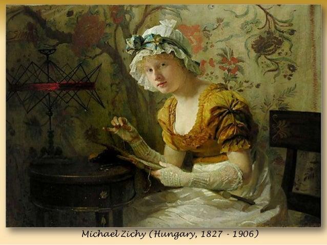 Michael Zichy (Hungary, 1827 - 1906)