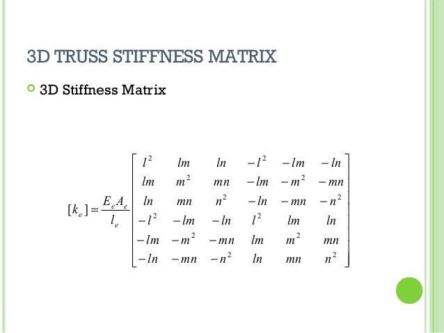 Introduction to finite element method(fem)