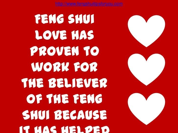 Feng Shui Love Review