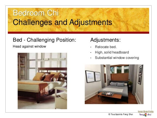 Bed And Window Feng Shui