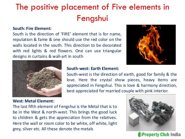 Fengshui tips for your home