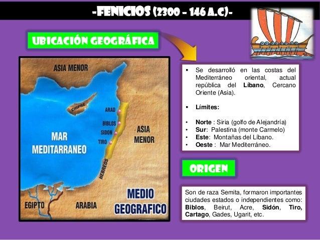 """FENICIA """"País de las palmeras"""" Slide 2"""