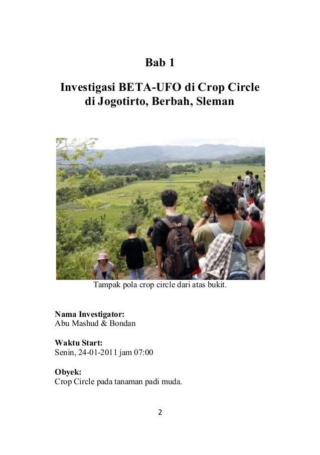 Fenomena Crop Circle Di Indonesia Slide 3