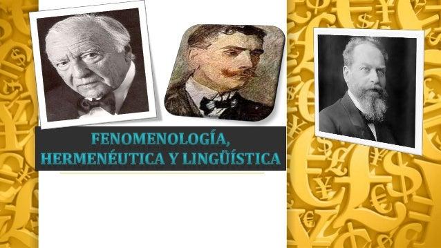 """FENOMENOLOGIA  EDMUND HUSSERL (1859-  1938)  La fenomenología (del griego  φαινομαι, fainomai,  """"mostrarse"""" o """"aparecer"""", ..."""