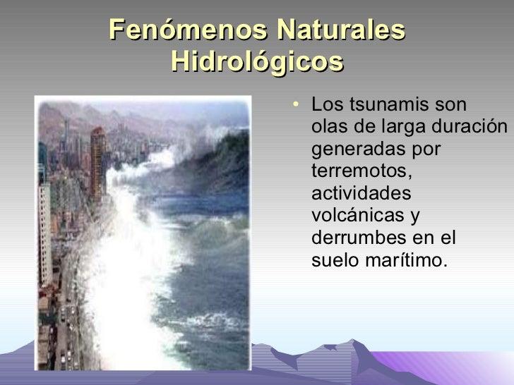 FENOMENOS HIDROLOGICOS DOWNLOAD