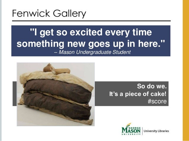 Pictures at an Exhibition: Fenwick Gallery