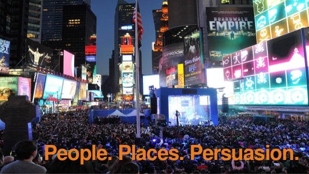 7/2/2015 People. Places. Persuasion.