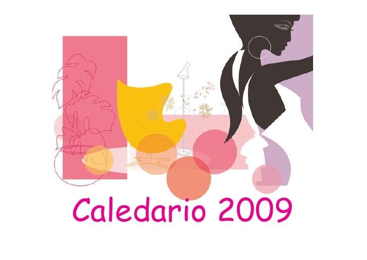 Caledario 2009