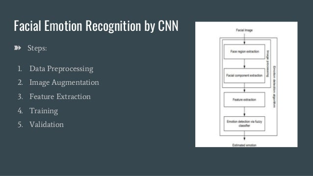Facial Emotion Recognition: A Deep Learning approach