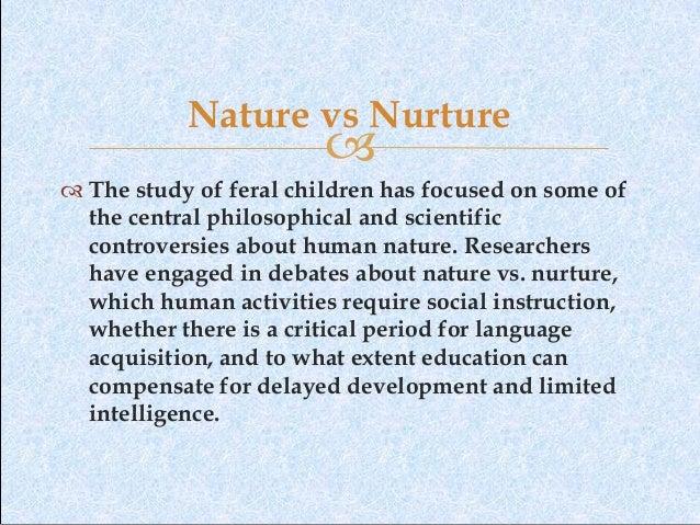 Nature Vs Nurture Animal Experiments