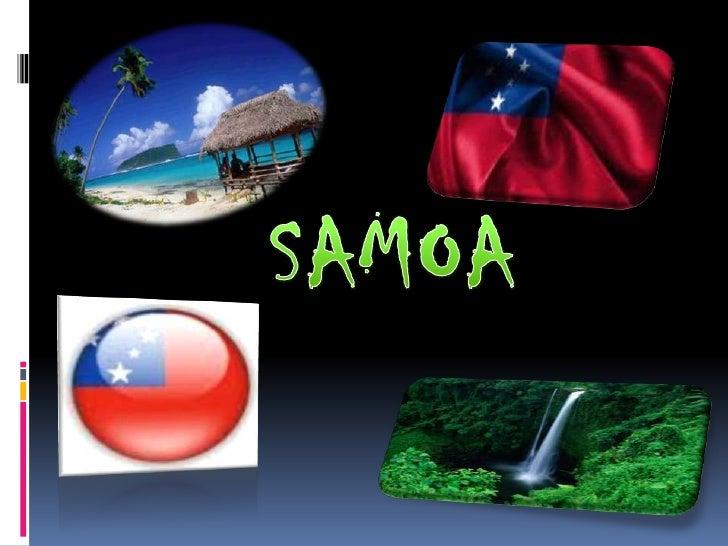 SAMOA<br />