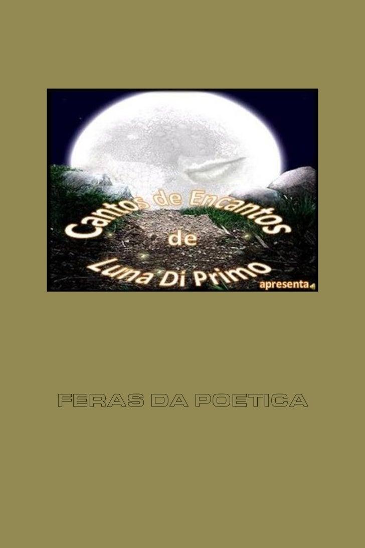 FERAS DA POEÉTICA
