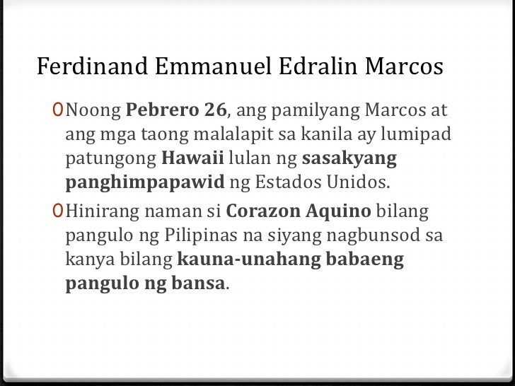 ferdinand edralin marcos Define marcos marcos synonyms, marcos pronunciation, marcos translation, english dictionary definition of marcos ferdinand edralin 1917-1989 philippine president who maintained close ties.