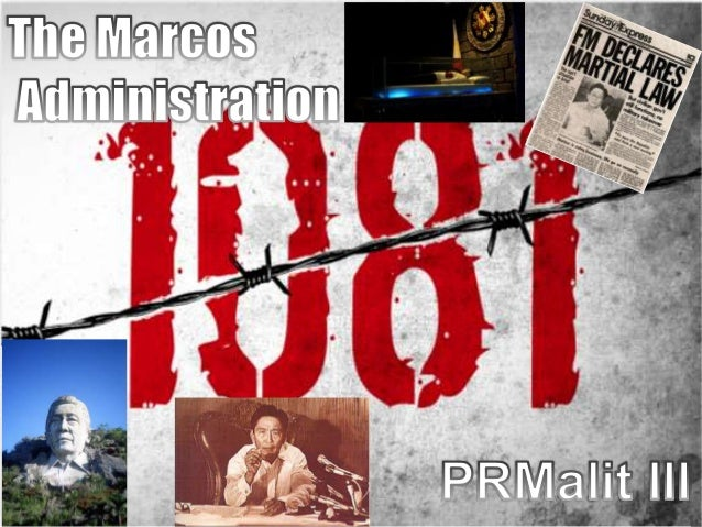 pamamahala ni ferdinand marcos Ferdinand marcos september 11, 1917 – september 28, 1989 slideshare uses cookies to improve functionality and performance, and to provide you with relevant advertising if you continue browsing the site, you agree to the use of cookies on this website.