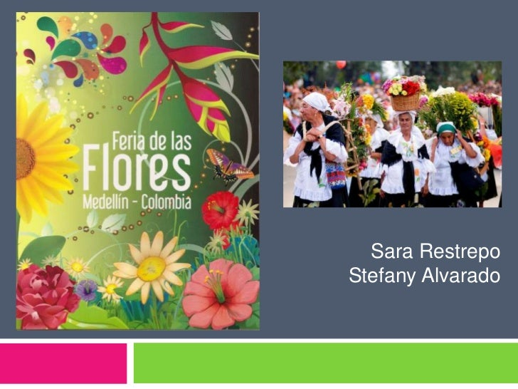 Sara RestrepoStefany Alvarado