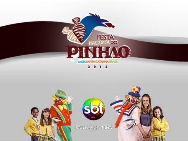 A EMISSORAO SBT Santa Catarina é uma TV genuinamentecatarinense, que há mais de 30 anos atua no ramoda comunicação. Valori...