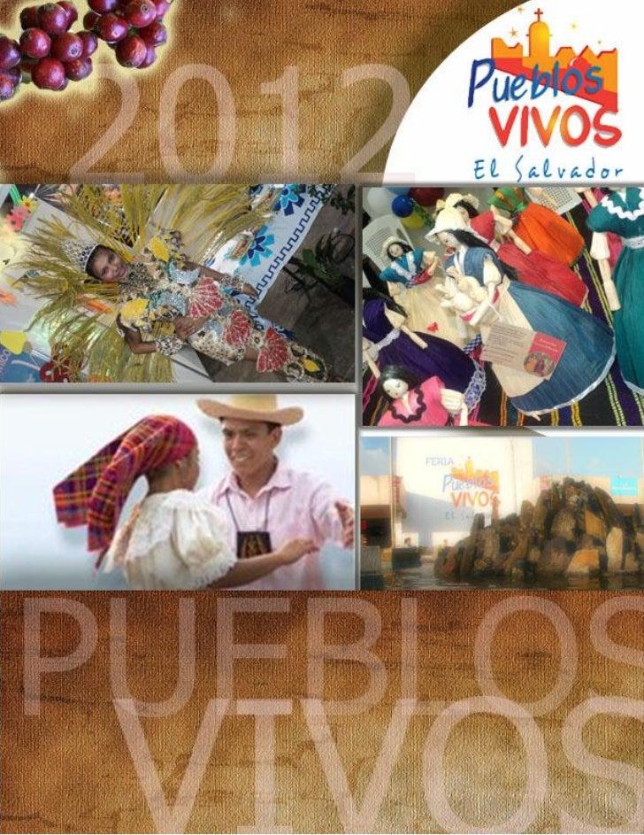 Feria pueblos vivos El Salvador 2012
