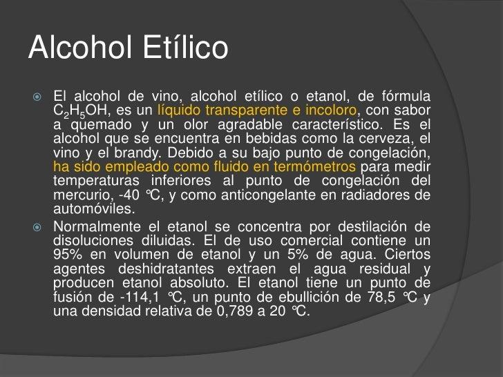 Materia iii enlace qu mico fermentaci n alcoh lica - Alcohol de limpieza para que sirve ...