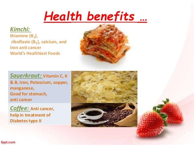 Fermented Foods High In Vitamin C
