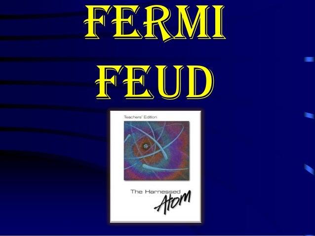 FermiFeud