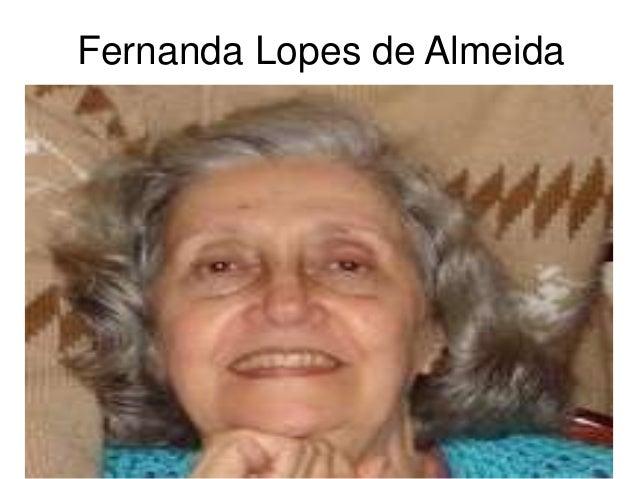Fernanda Lopes de Almeida