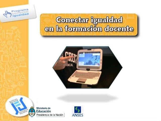  Es un Programa de inclusión digital, educativa y social.