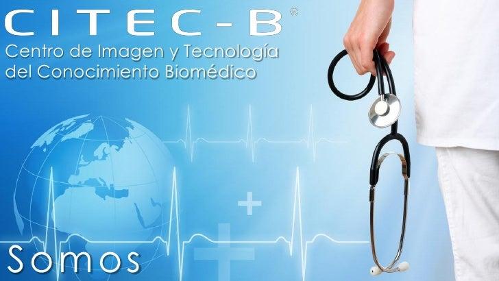 Centro de Imagen y Tecnologíadel Conocimiento BiomédicoSomos