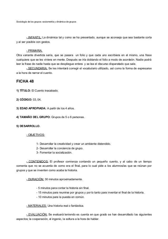 Fernandez prados sebastian   sociometria y dinamica de grupos