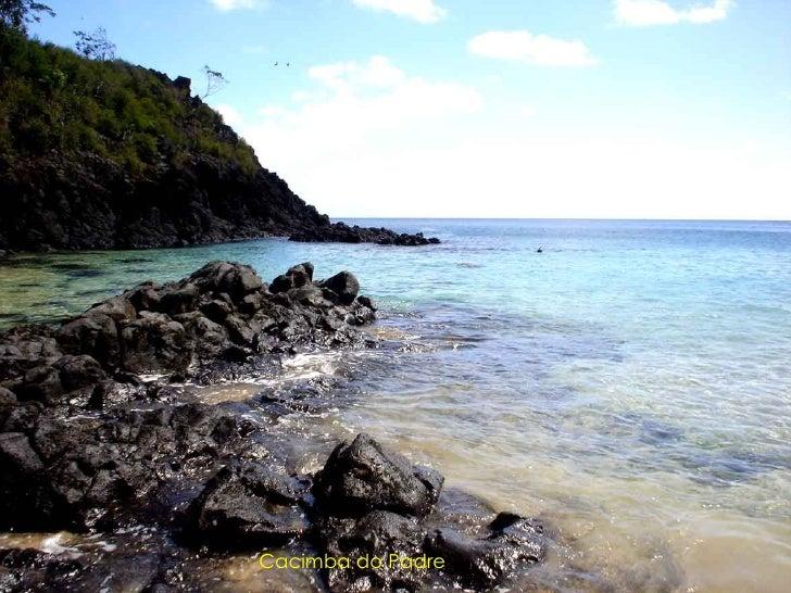 Praia da Conceição, com Morro do Pico