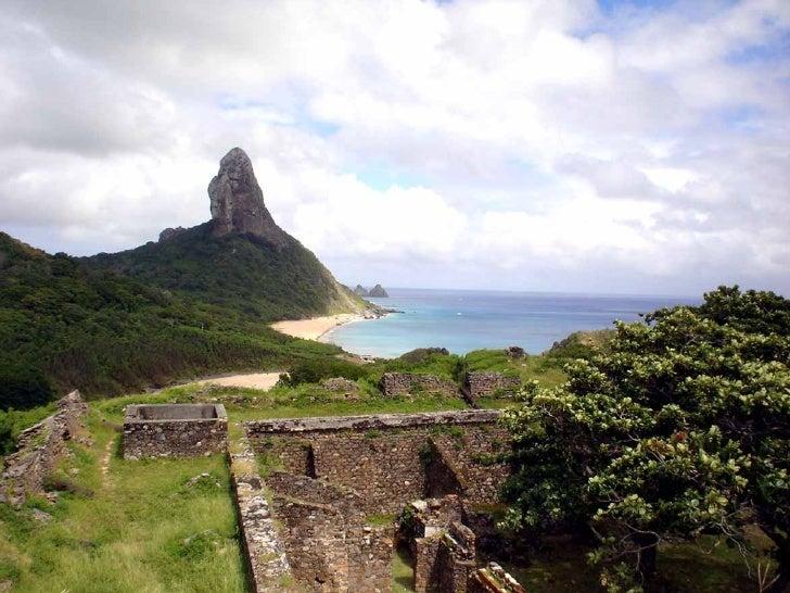 Fernando de Noronha 2 - UNESCO - Patrimônio Natural da Humanidade