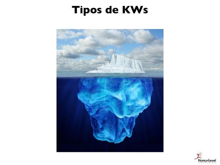 Tipos de KWs