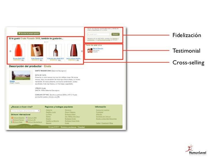 E-commercePáginas más rentables: másvisitas*conversión*margen=QSDetermina orden menúsModelos más buscados (APIGoogle KW To...