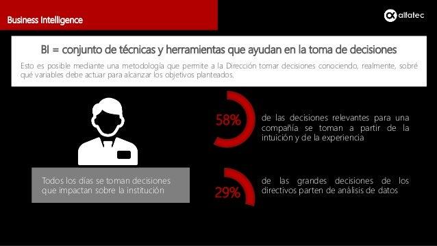 Fernando Marco - BI al servicio de las Instituciones Slide 3