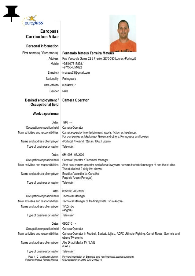 Free Resume Writing Template Curriculum Vitae Format Latex