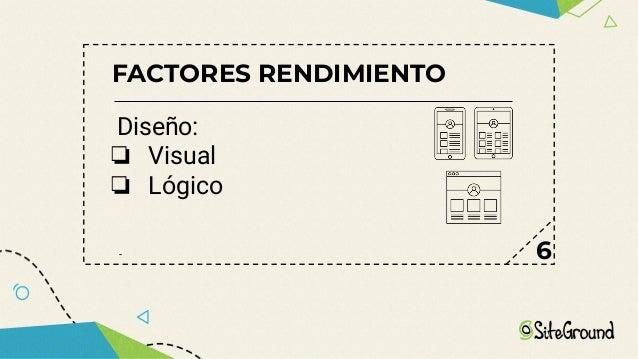 Principales estrategias WPO (II) → Aplicar lo último en tecnología → Reducir el impacto de los recursos de terceros