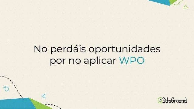 Fernando puente   WPO para todos