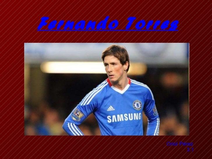 Fernando Torres Oriol Pérez 3.1