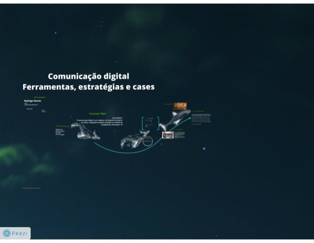 Comunicação Digital: Ferramentas, estratégias e cases