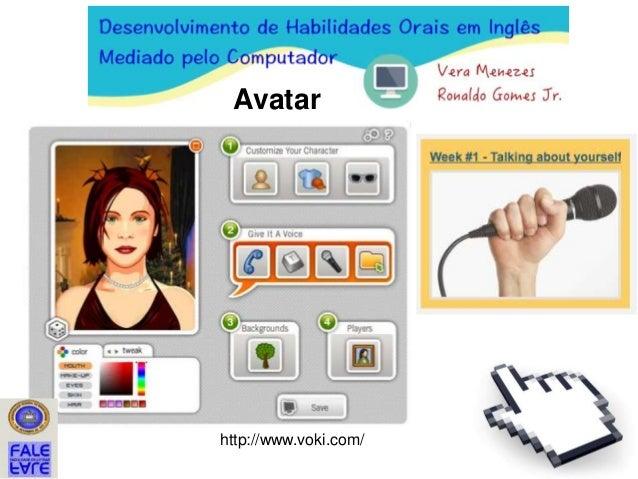 http://www.voki.com/ Avatar