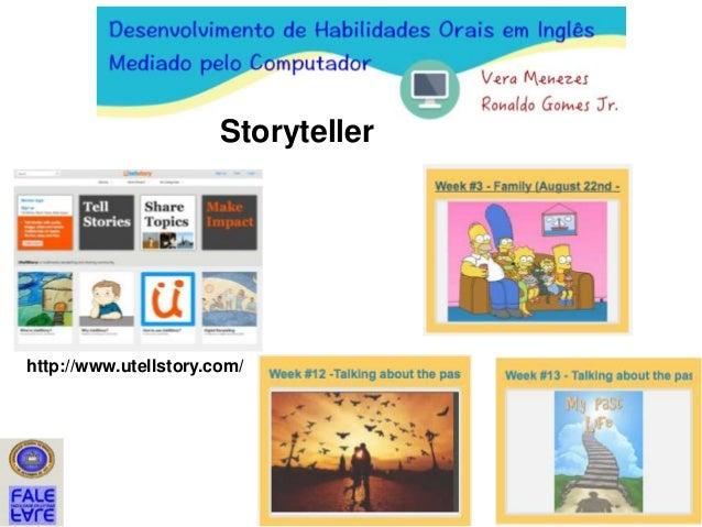 http://www.utellstory.com/ Storyteller